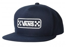 VANS x SD Checker Logo Twill CAP