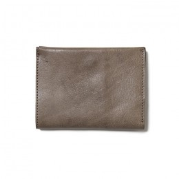 Cow Leather Bifold Wallet