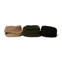 hobo - Acrylic Cable Knit Snood