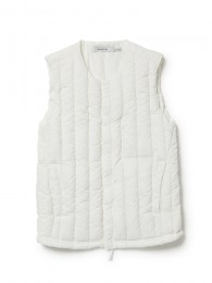 Dweller Down Vest - Poly Taffeta