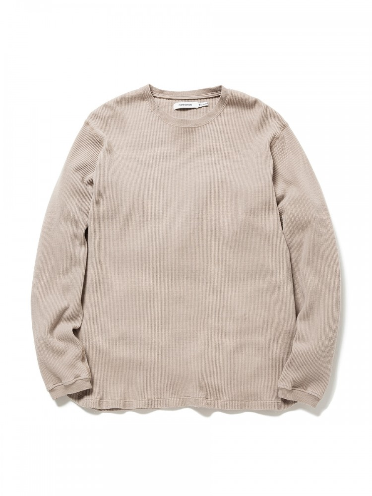nonnative - Dweller L/S Tee C/P Thermal