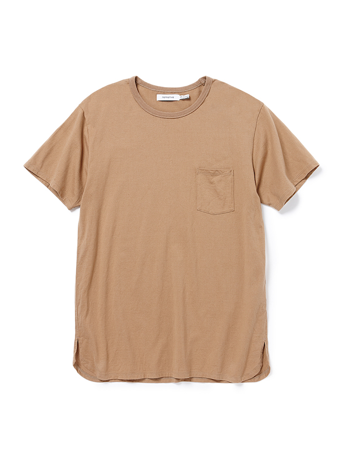nonnative - Dweller S/S Tee Cotton Heavy Jersey