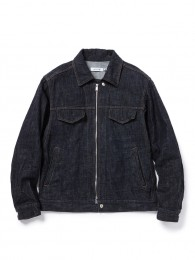 nonnative - Worker Blouson Cotton 12oz Denim OW