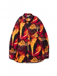Eruption Oversized Shirt