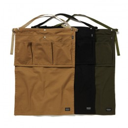 Cotton Twill Gardener Apron by LAND & B.C.