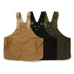 Cotton Twill Gardener Vest by LAND & B.C.
