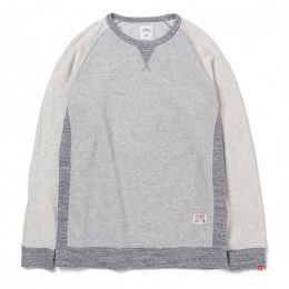 "L/S Freedom C-Neck Sweat ""LOU"""