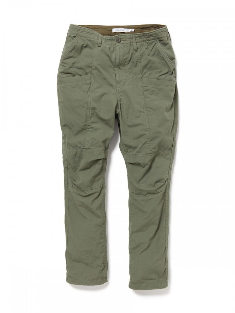 nonnative - Educator 6P Trousers Relaxed Fit Cotton Ripstop
