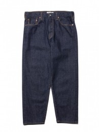5 Pocket Tapered Denim