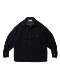 Wool Mossa CPO Jacket