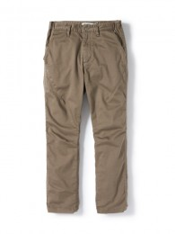 Adventurer Pants Tapered Fit C/P Satin Stretch