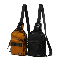 Breathatec® Nylon Sling Shoulder Bag