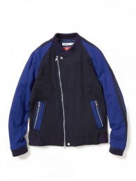 Rider Blouson W/P Flannel With WINDSTOPPER  2L