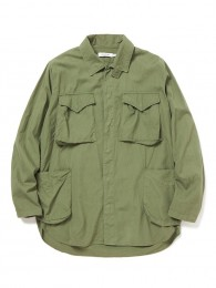 Hunter Shirt Jacket Cotton Ripstop