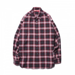 O.D L/S Shirt Ombre Check