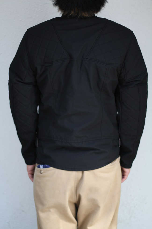 RATS - Oiled Single Riders Jacket