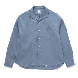 "L/S Open Collar Shirt ""AARON"""