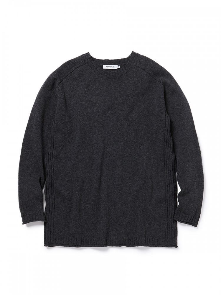 nonnative - Hiker Sweater W/C Yarn
