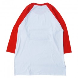 PORKCHOP GARAGE SUPPLY - Shop Photo Raglan TEE - RED