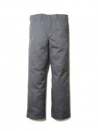 T/C Twill X Wide Trousers