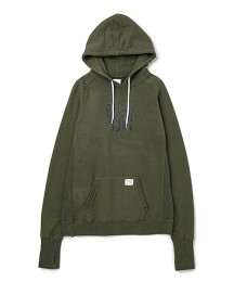"L/S Hooded Sweat ""DAVID"""