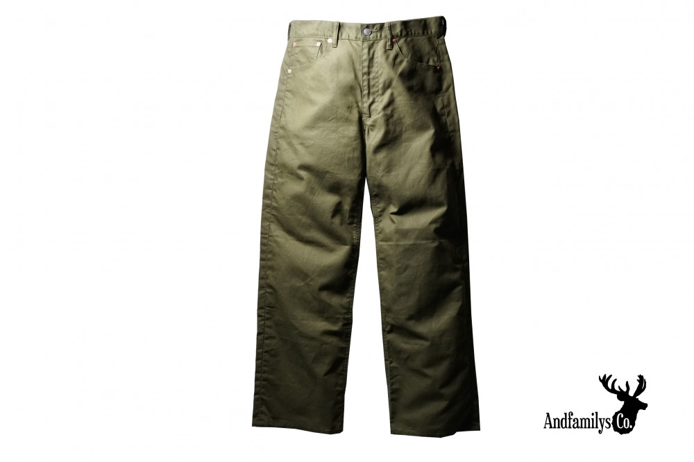 AND FAMILYS - Army Duck Pants