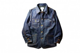 CAL・Denim Coverall