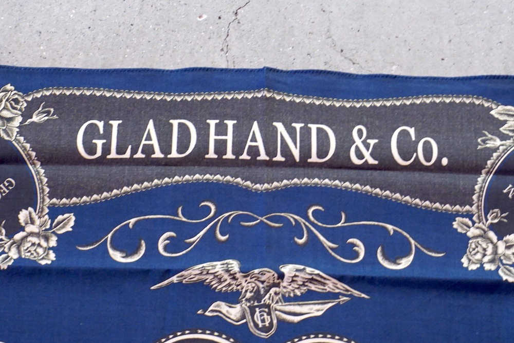 GLAD HAND & Co. - GH Heartland Bandana & Scarf