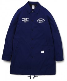 "Long Nylon Coaches Jacket ""JILL"""