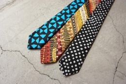 The Stylist Japan - TENDERLOIN x TSJ TIE / NAVY