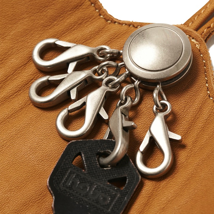 hobo - Cow Leather Key Holder Case