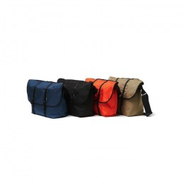 Nylon Oxford Shoulder Bag