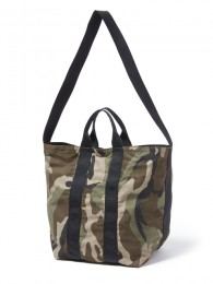 Adventurer Shoulder Bag Cotton Army Cloth