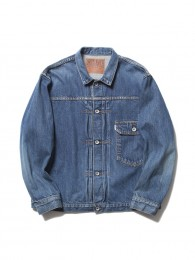 Type 1 Denim Jacket (USED WASH)