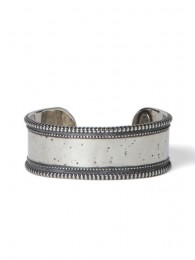 "nonnative - Dweller Bangle ""ROPE"" 925 Silver by END"