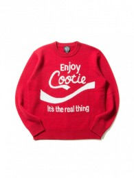 Intersia Knit Sweater (Enjoy Cootie)