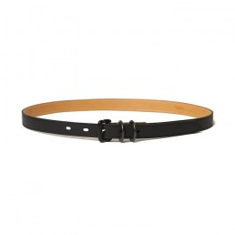 Shrink Leather Belt
