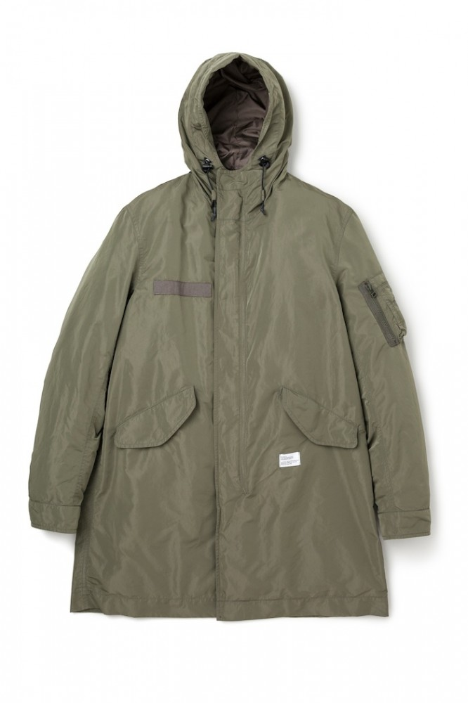 "BEDWIN - Type M-48 Military Parka ""CHASE"""
