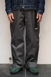 COOTIE - T/C Twill X Wide Trousers