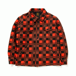 Heavy Cotton Check Shirt