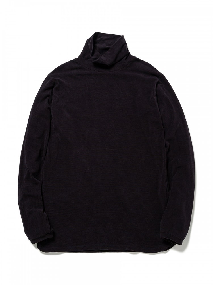 nonnative - Dweller Turtle Neck L/S Tee A/M/P Jersey Border