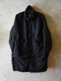 Soldier Coat Nylon Twill with GORE-TEX INFINIUM