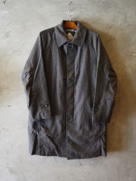 Dweller Coat W/N/P Light Melton GORE-TEX INFINIUM