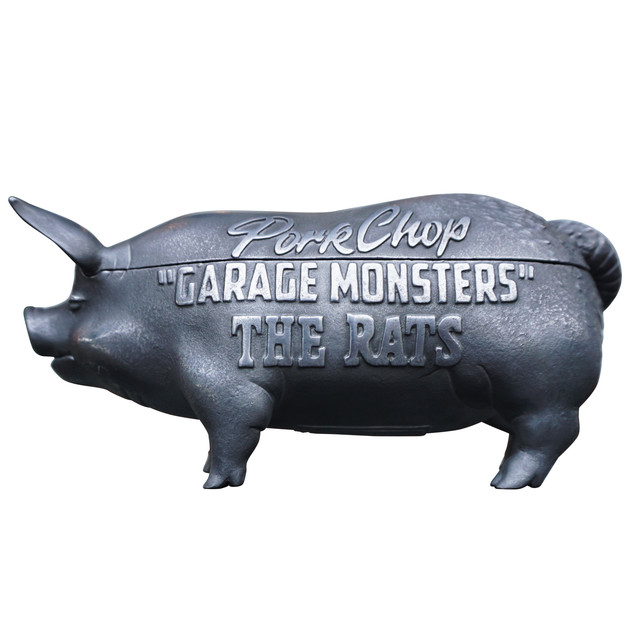 PORKCHOP GARAGE SUPPLY - Garage Monsters Storage