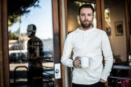GLAD HAND & Co. - Thick  Henry L/S T-Shirts