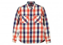 SD Heavy Flannel Check Shirt