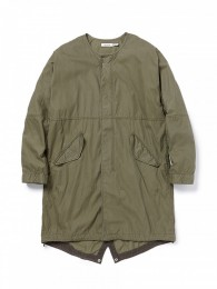 Soldier Coat C/N Oxford
