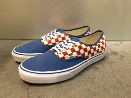 VANS 50th EXCLUSIVE MODEL Authentic