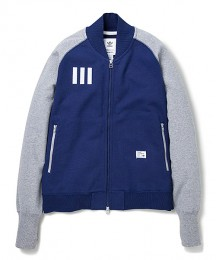 BW Sweat Track Jacket