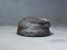 Fur Cap 2 (GRAY)